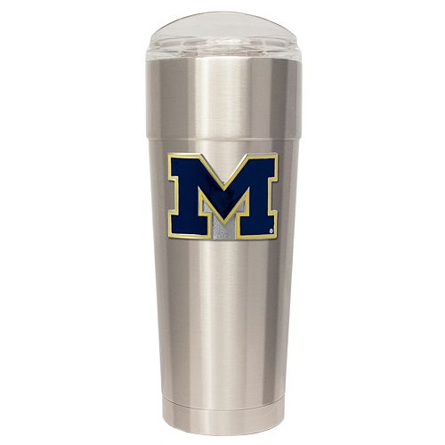 Michigan Wolverines Eagle 30-Ounce Tumbler