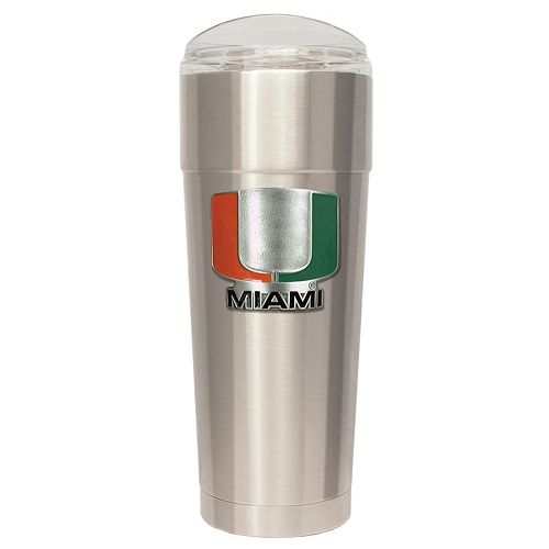 Miami Hurricanes Eagle 30-Ounce Tumbler