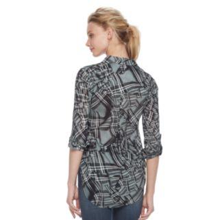 Women's Rock & Republic® Print Shirt