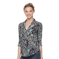Women's Rock & Republic® Print Shirt