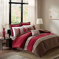 Madison Park 8 pc Regina Comforter Set