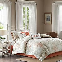 Madison Park 6-piece Abrego Duvet Cover Set
