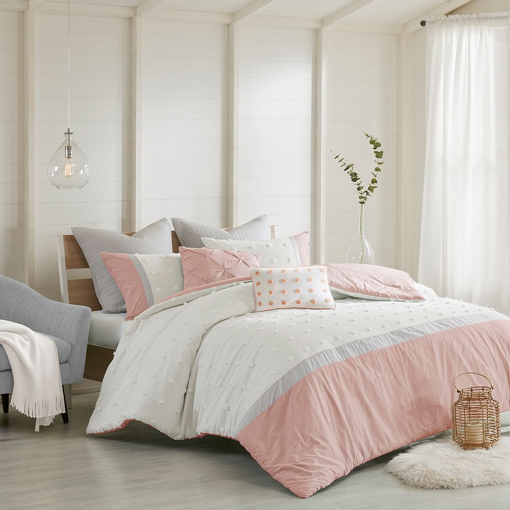 Madison Park 7-piece Jojo Comforter Set