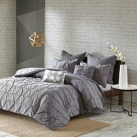 Madison Park 7-piece Cullen Duvet Cover Set