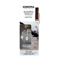 SONOMA Goods for Life™ Sugared Vanilla Reed Diffuser 11-piece Set