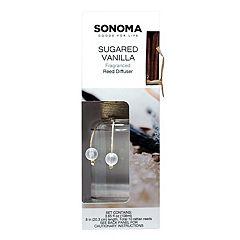 SONOMA Goods for Life™ Sugared Vanilla Reed Diffuser 11-piece Set