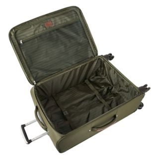 Chaps Saddle Haven Softside Spinner Luggage