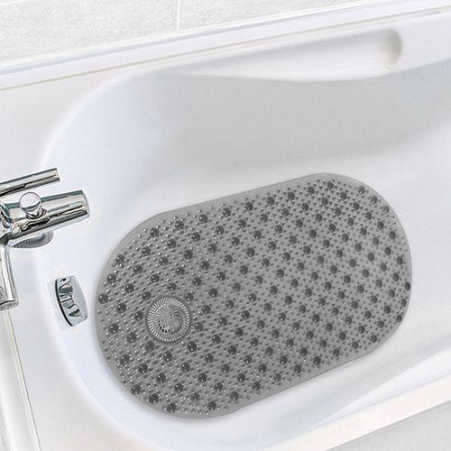 Popular Bath Bubble Tub Mat & Hair Catcher