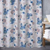 Popular Bath Color Shell Shower Curtain