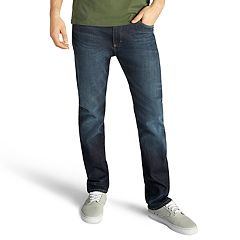 Men's Lee Extreme Motion Stretch Slim Straight Jeans