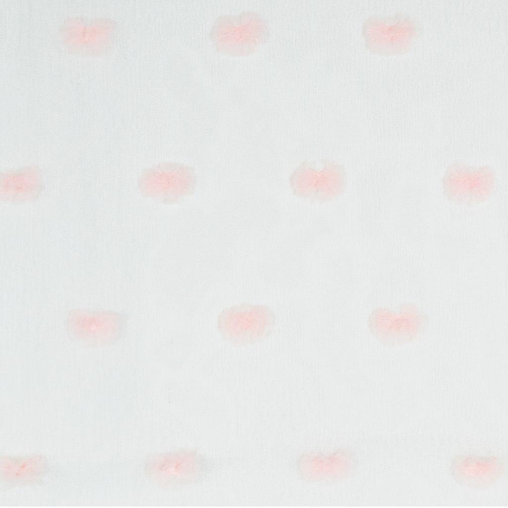 LC Lauren Conrad Pom Pom Shower Curtain