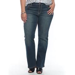 Plus Size Apt. 9® Embellished Bootcut Jeans