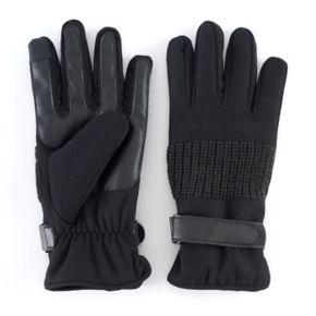 Men's Apt. 9® Wool-Blend Touchscreen Gloves
