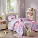 Mi Zone Kids Dancing Duchess Comforter Set