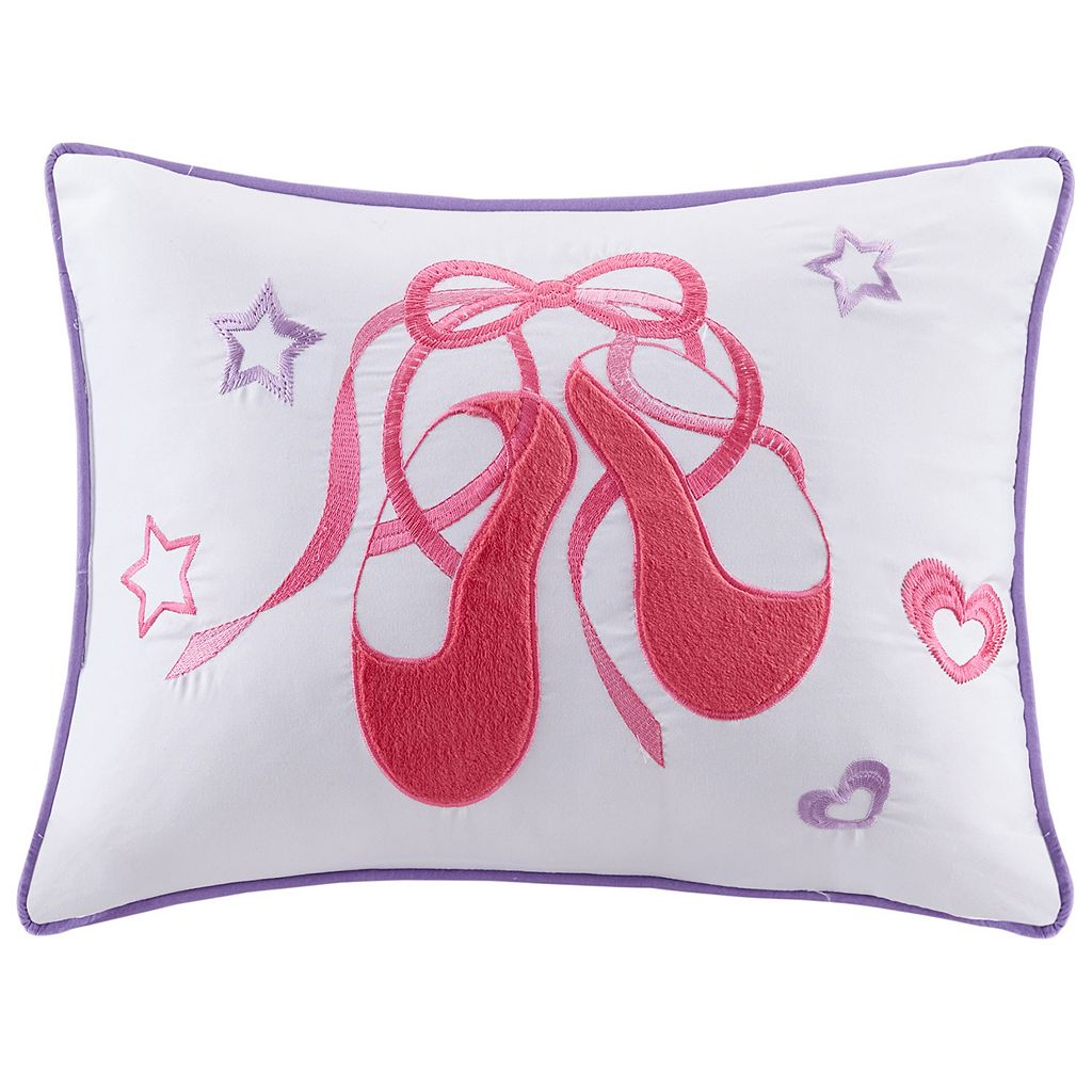 Mi Zone Kids Dancing Duchess Comforter Set