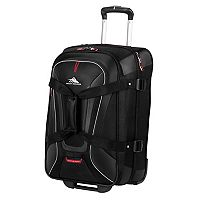 High Sierra AT7 22-Inch Rolling Duffel Bag & Backpack
