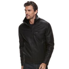 Men's Marc Anthony Slim-Fit Faux-Fur Jacket