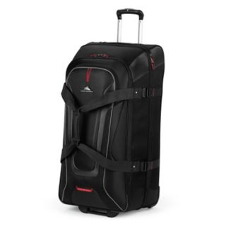 High Sierra AT7 32-Inch Rolling Duffel Bag & Backpack