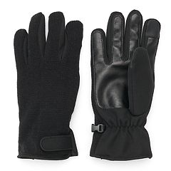 Men's Apt. 9® WarmTek Knit Fusion Touchscreen Gloves
