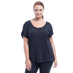 Plus Size Balance Collection Tee