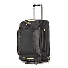 High Sierra AT8 22-Inch Drop-Bottom Rolling Duffel Bag