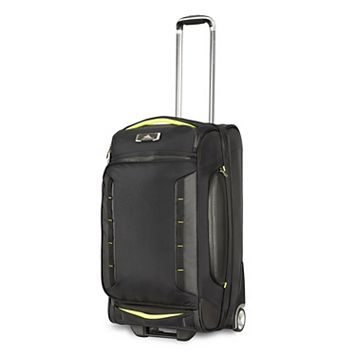 High Sierra AT8 26-Inch Drop-Bottom Rolling Duffel Bag