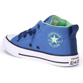 Kid's Converse Chuck Taylor All Star Street Mid Shoes