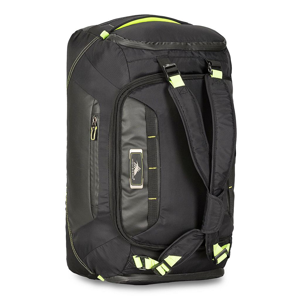High Sierra AT8 22-Inch Convertible Duffel Bag