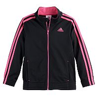 Girls 4-6x adidas Warm-Up Tricot Lightweight Jacket