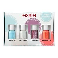 essie 4-pc. Summer Trend 2017 Mini Nail Polish Kit