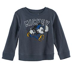 Disney's Mickey Mouse Toddler Boy Football Pullover Top by Jumping Beans®