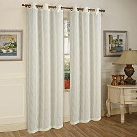 Beatrice Home Fashions Conrad Window Curtain Set
