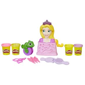 Disney Princess Rapunzel Play-Doh Royal Salon