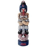 Forever Collectibles Chicago Cubs Tiki Figurine