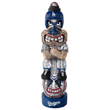 Forever Collectibles Los Angeles Dodgers Tiki Figurine
