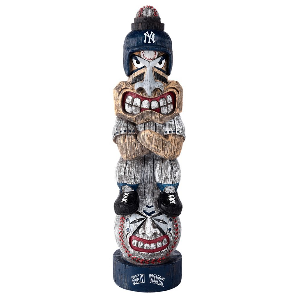 Forever Collectibles New York Yankees Tiki Figurine