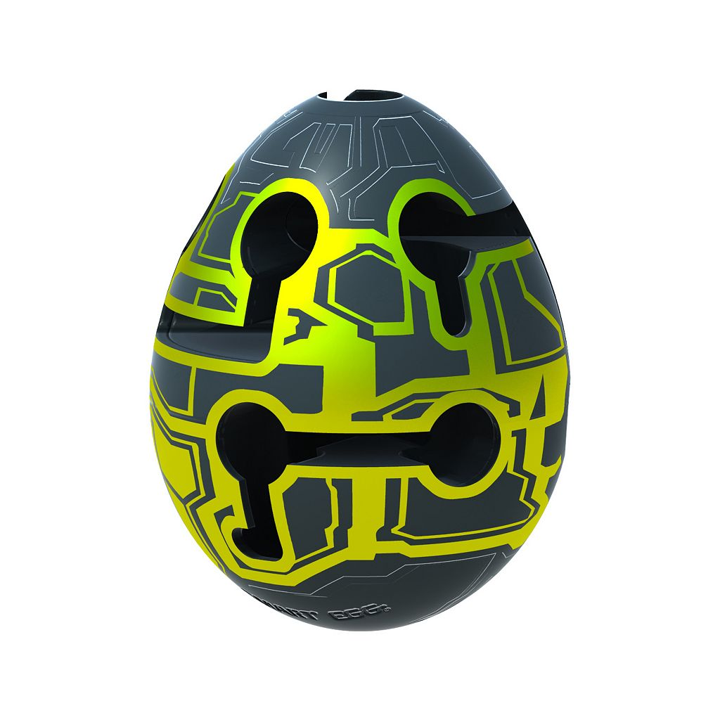 Space Capsule Smart Egg Labyrinth Puzzle by BePuzzled