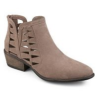 Journee Collection Finley Women's Ankle Boots