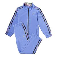 Girls 4-6x adidas Warm-Up Tricot Jacket & Pants Set