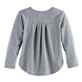 """Girls 4-6x adidas """"Faster Than Fast"""" Long-Sleeved Tee"""