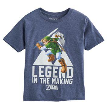 Boys 4-7 The Legend of Zelda Link
