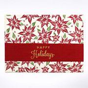 St. Nicholas Square® Happy Holidays Placemat