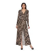 Women's Jennifer Lopez Luxe Essentials Wrap Dress
