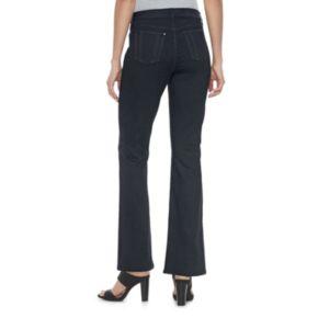 Women's Jennifer Lopez Curvy Bootcut Jeans