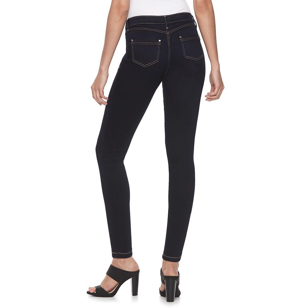 Women's Jennifer Lopez Core Super Stretch Skinny Jeans
