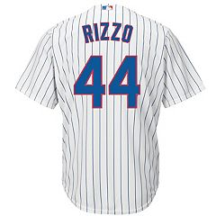 78ed6c414 Men s Majestic Chicago Cubs Anthony Rizzo Cool Base Replica MLB Jersey