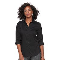 Women's Apt. 9® Structured Shirt