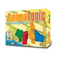 Fat Brain Toy Co. AnimaLogic Puzzle Game