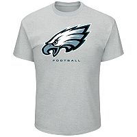 Big & Tall Majestic Philadelphia Eagles Logo Tee