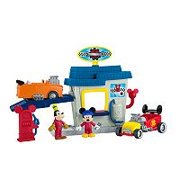 Disney's Mickey's Pit Stop by Fisher-Price